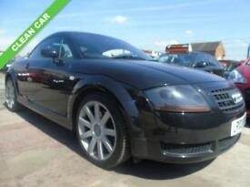 AUDI TT 1.8 QUATTRO 3d 180 BHP FULL SERVICE LOW MILES YEAR MOT **3 MONTHS WARRANTY INCLUDED** 2003