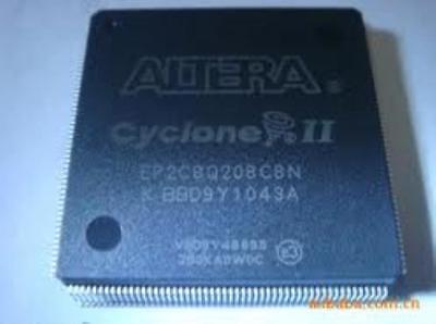 Altera Ep2c8q208c8 Qfp-208 Cyclone Ii Fpga 8k Pqfp-208