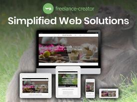 Website Design | Graphic & Logo Design | WordPress | E-commerce