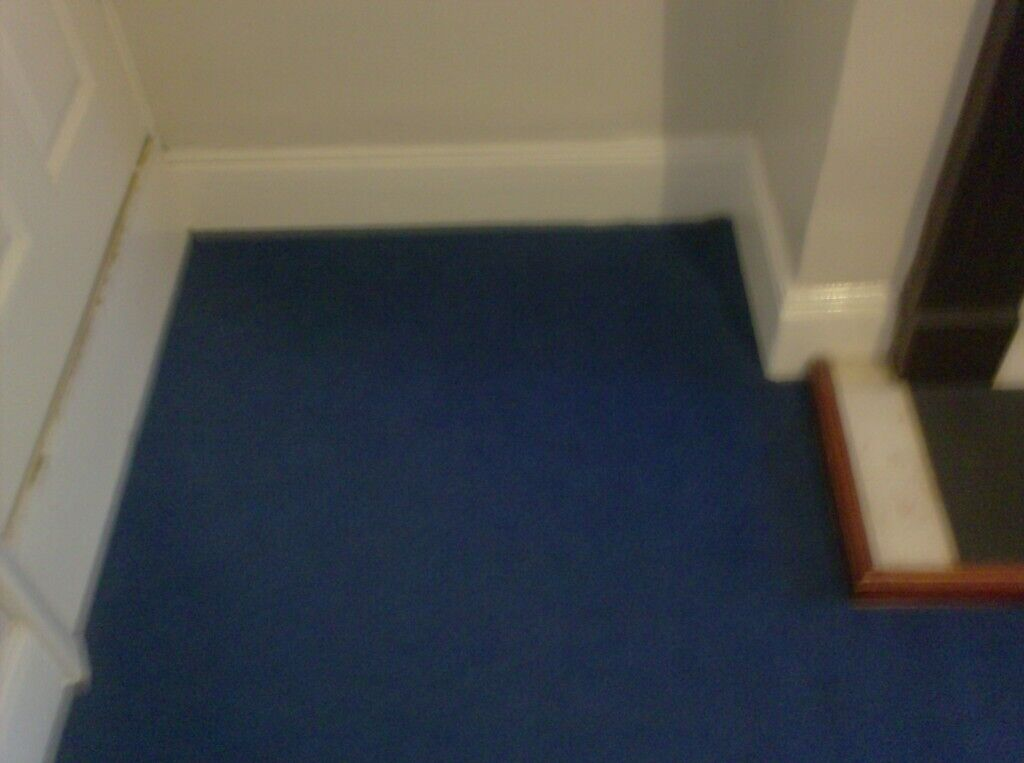 Swell Very Beautiful Blue Carpet For 2 Big Rooms In Stirchley West Midlands Gumtree Complete Home Design Collection Barbaintelli Responsecom
