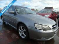 SUBARU LEGACY 2.0 R SPORTS TOURER AWD 5d AUTOMATIC GOOD CONDITION DRIVES A1 (grey) 2006