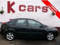 LOW MILES 2006 FORD FOCUS 1.6 LX 1 OWNER