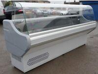 catering equipment / Serve-Over Display Counter (2.5m) fridge (slimline)