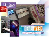 Special Offer. Hollywood Waxing ONLY £15.