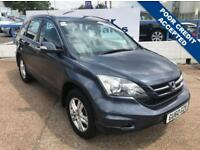 HONDA CR-V 2.2 I-DTEC SE-T 5d 148 BHP A GREAT EXAMPLE INSIDE AND OUT (grey) 2010