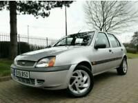 2001/51 FORD FIESTA 1.2 LX 5DR MOTD RS ALLOYS corsa astra peugeot