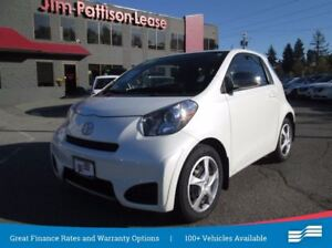 2014 Scion iQ w/ power group. Own for only $89 Bi-weekly