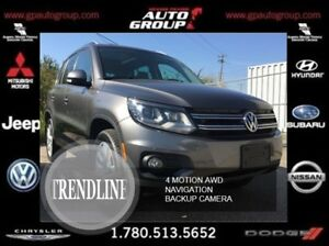 2015 Volkswagen Tiguan Trendline | Navigation | Back up Camera
