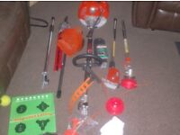 petrol chainsaw,strimmer,hedge cutter,bush cutter