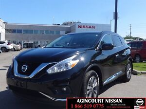 2016 Nissan Murano SV |FWD|Roof|Leather|Navi|1.9% Fin|