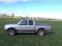 wanted 4x4 pickups (hilux, l200, b2500, ranger, isuzu, etc) diesel, 2wd