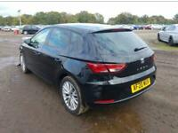 breaking for parts seat leon 2020 1.2tsi petrol black