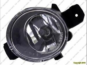 Fog Light Passenger Side Nissan SENTRA 2012