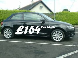 2013 Audi A1 1.6Tdi Sport, Only 28k, Free tax, Finance available