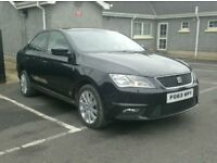 2013 Seat Toledo 1.6Tdi Se, One Owner, high Spec with Nav.