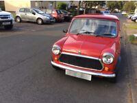 CLASSIC MINI CITY E 1000 (RED) 1992