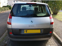 Renault Grand Scenic 1.9DCi Dynamique 2006