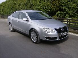 2009 Volkswagen Passat 1.9 TDi Highline Two Owners Just Serviced