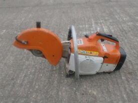 STIHL TS400 2 STROKE PETROL CUT OFF SAW