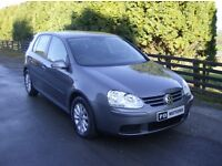2008 Volkswagen Golf 1.9 TDi Match Two Owners Just Serviced