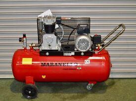 Maranello 100 Litre Compressor 3hp