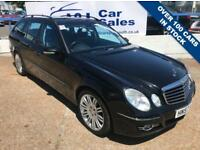 MERCEDES-BENZ E CLASS 3.0 E280 CDI SPORT 5d AUTO 187 BHP A GREAT EXAMPLE INSIDE AND OUT (black) 2007