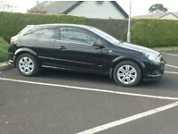 2008 Vauxhall Astra 1.7Cdti Design Half leather, low miles.