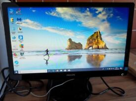 Cheap Fast Windows 10 PC Intel I5 CPU SSD hard drive (Bath Ba2 1 area)