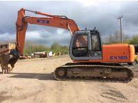 16 Ton Hitachi FH EX 165 Excavator
