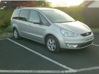 2009 Ford Galaxy 2.0Tdci Zetec, very tidy spacious 7 Seater