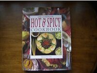 The Complete Hot & Spicy Cook Book HARDBACK Edited by: Emma Callery Unused