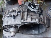 Gearbox Transmission for 2004 Seat Alhambra 1.9TDI 6-speed manual