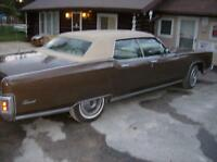 1973 Lincoln Continental Town Car Reduced