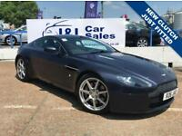 ASTON MARTIN VANTAGE 4.3 V8 3d AUTO 380 BHP A GREAT EXAMPLE INSIDE AND OUT WITH FULL FSH (blue) 2007