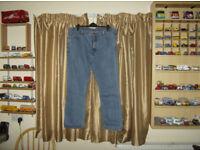 Mens 'george' denim jeans