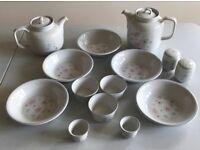 Poole Pottery Dawn Ballet design items