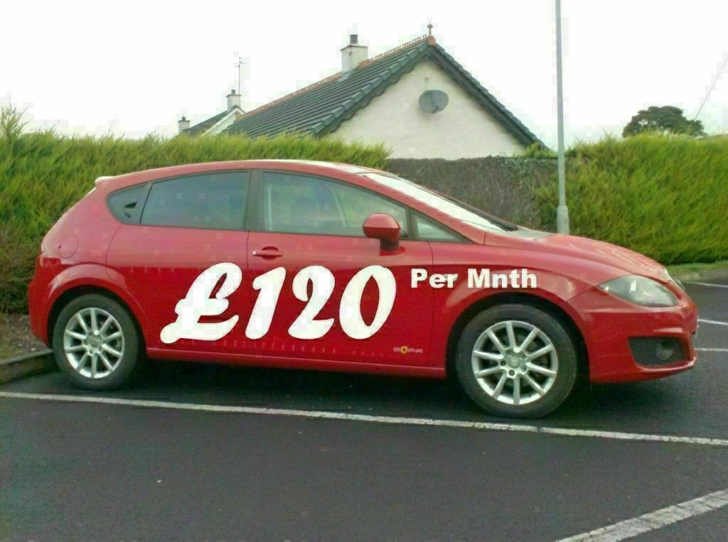2012 Seat Leon 1 6Tdi Se Copa, with Nav, £20 tax, Parking Sensors | in  Dungiven, County Londonderry | Gumtree
