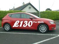 2013 Seat Leon 1.6Tdi Se, with Nav, free tax, full history