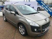 PEUGEOT 3008 1.6 HDI ACTIVE 5d 115 BHP A GREAT EXAMPLE INSIDE AND OUT (grey) 2013