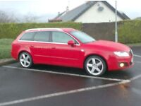 2011 Seat Exeo 2.0Tdi 170bhp Se Luxury Sportback, Bright Red With leather