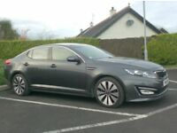 2012 Kia Optima 1.7Crdi, ISG-2 Lux, Leather and Pan Roof