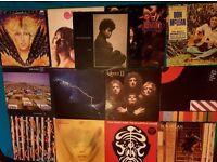 "VINYL RECORD COLLECTION ORIGINAL 12"" RECORDS"