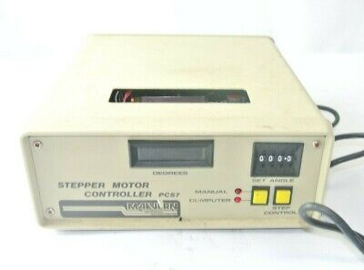 Malvern Pcs7 240v 2a Stepper Motor Controller