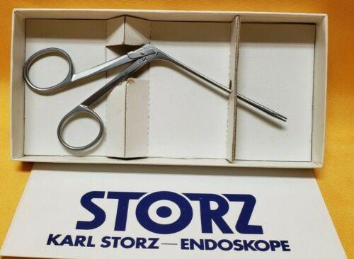 """Karl Storz N0950 Hartman Alligator forceps 3.5"""" Ent Surgical Instruments"""