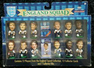 Corinthian Prostars ENGLAND HEADLINERS Series 3 - 12 Player Box Set VERY RARE !!