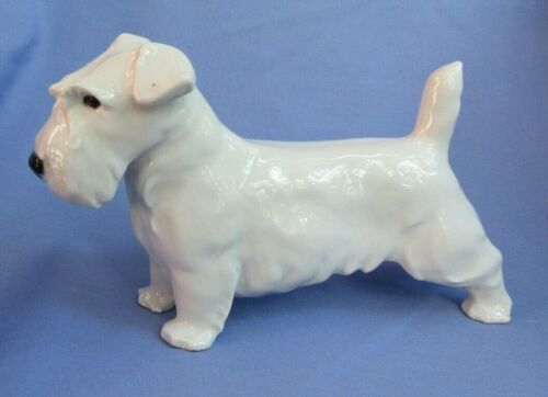 1930 SEALYHAM CESKY TERRIER GOTHA PFEFFER GERMANY DOG 8""