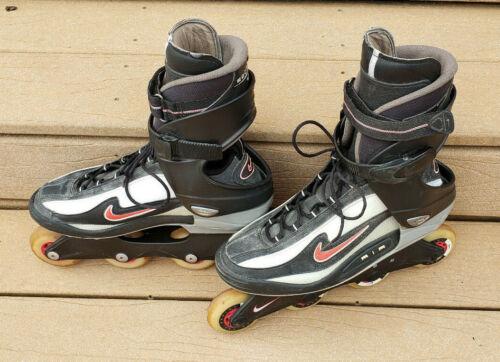 Nike Zoom Air Carbon Roller Blades Inline Skates Size 11