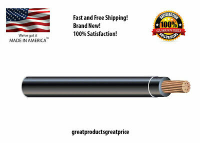 Southwire 500-ft 12-awg Stranded Copper Thhn Wire By-the-roll Black 22964158