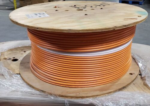 Commscope F2-11SSEF-ORG Cable, Dual Underground Orange Flooded Cable