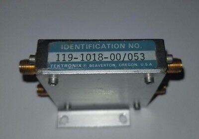 Tektronix 119-1018-00 Filter Assembly 492 494 496 Series Analyzer
